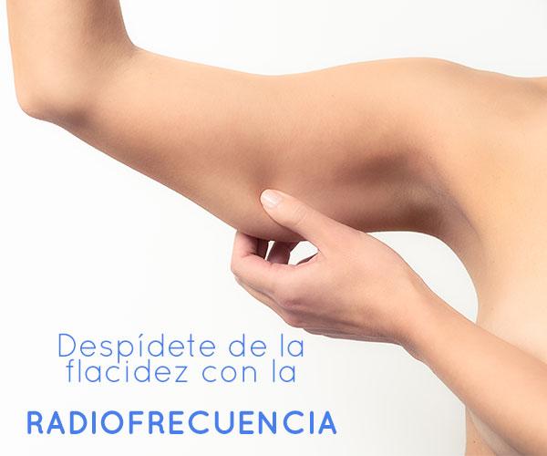 Radiofrecuencia flacidez