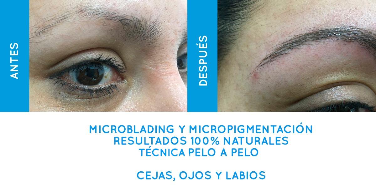Microblading y micropigmentación córdoba