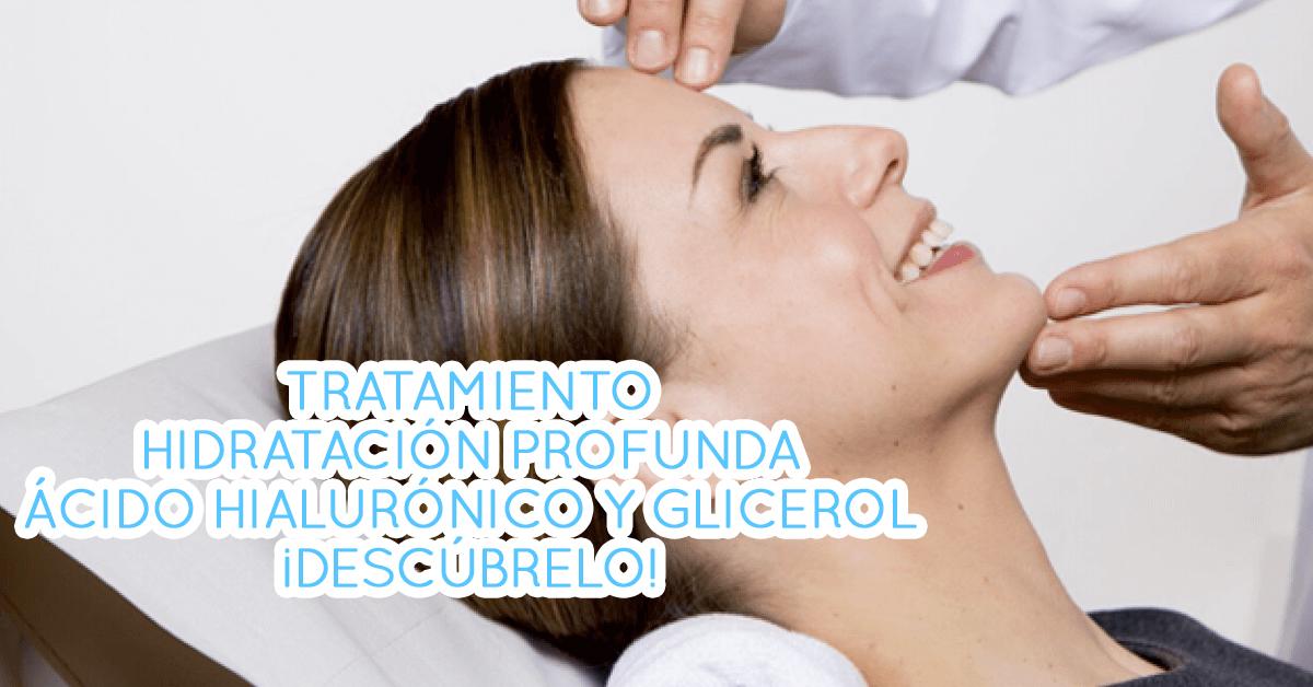 ácido hialurónico y envejecimiento de la piel