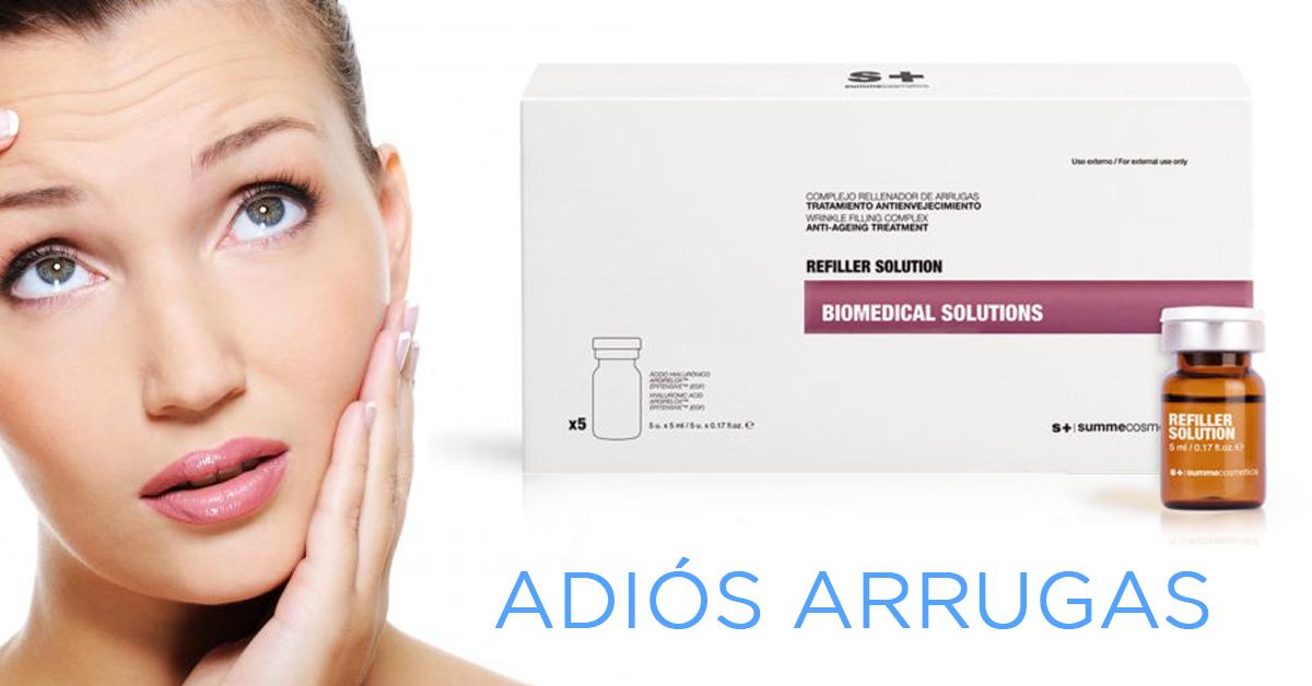 Tratamiento definitivo para las arrugas